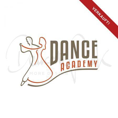 Logo für Tanzschule, Tanzakademie, Tanzstudio, tanzen, Tanz, Studio, Dance Academy, Logo-Design, Logo-Template