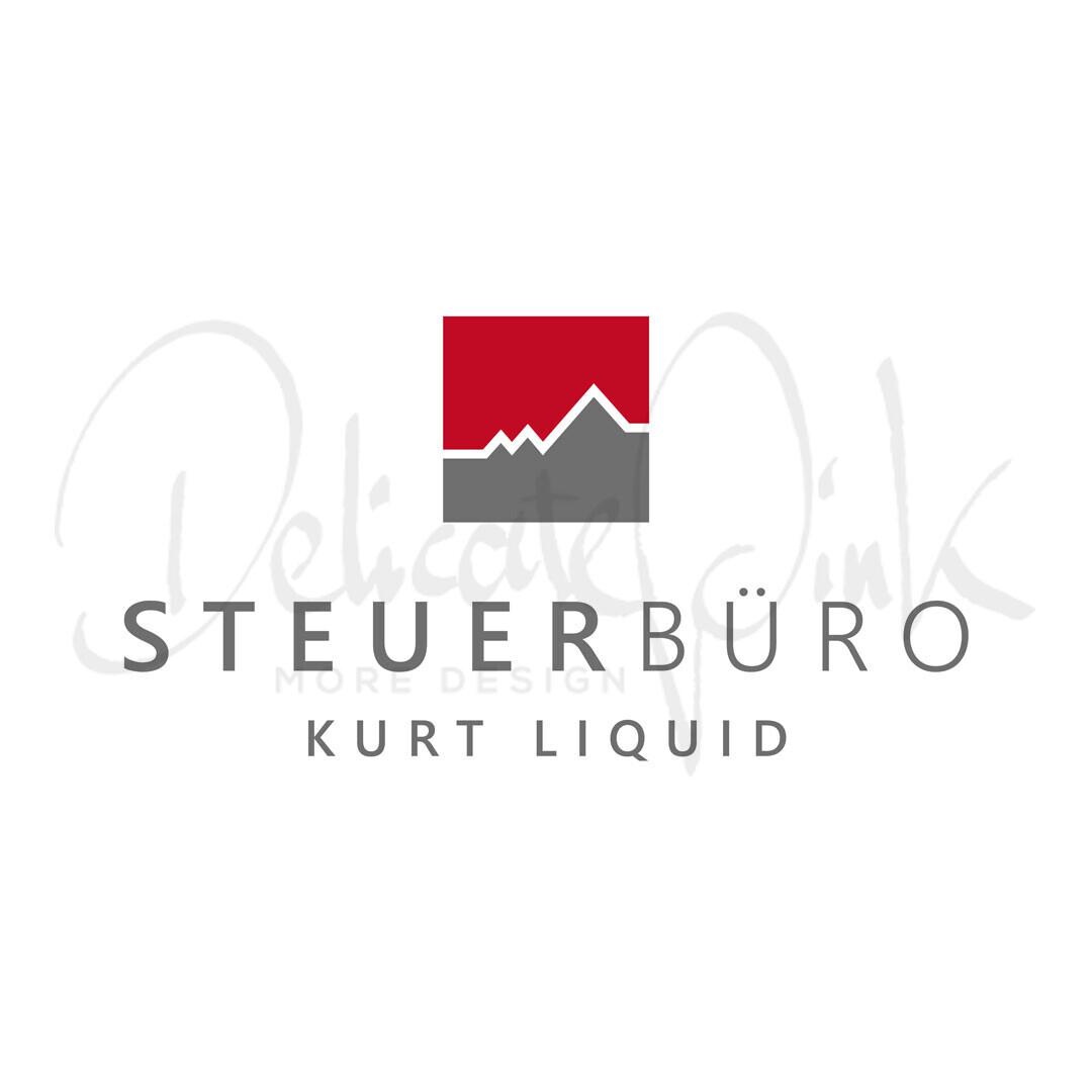 Logo für Steuerbüro, Steuerberater, Steuern, Aktien, Finanzen, Geld, Aktienhandel, Aktienmarkt, Entwicklung, Börse, trading, Versicherung, Versicherungen, Logo-Design, Logo-Template