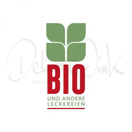 Logo für Biomarkt, Markt, Bioladen, Biobetrieb, Bio, Gemüseladen, Obstladen, Bioprodukte, Erzeuger, organisch, gesund, Ernährung, Laden, Gemüse, Obst, Vegetarisch, Vegan, grün, frisch, Logo-Design, Logo-Template